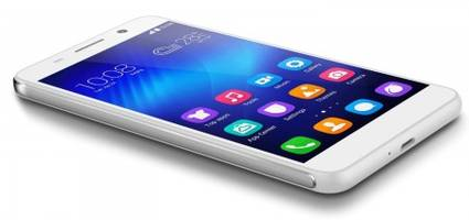 Huawei Honor 6 is mid-to-high-end Android for £249