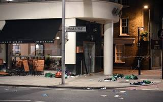 motor insurers to share terrorism risk after 2017 london vehicle attacks