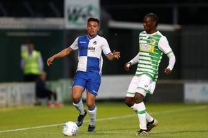 Former Bristol Rovers and Bristol City striker set to play for Evesham United against Bath City