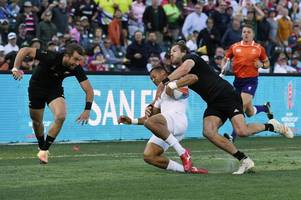 former gloucester rugby player misses out on rugby world cup sevens glory after helping england reach final