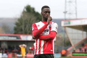 Sunderland and Portsmouth target Mo Eisa completes record deal from Cheltenham Town to Bristol City
