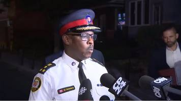 Toronto Police Say Gunman Dead After Killing Two, Injuring 13 in Mass Shooting