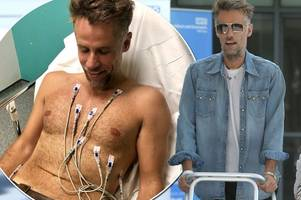 richard bacon inside the coma: paralysis, hallucinations, panic attacks and violence