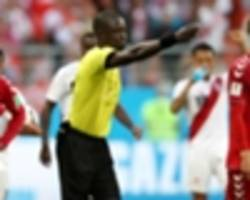 senegal referee diedhiou: russia world cup removed doubts on african referees