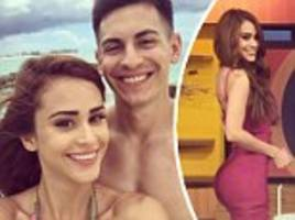 youtube star dumps 'world's sexiest weather girl' to play call of duty