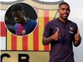 malcom not the signing barcelona boss thought he was getting