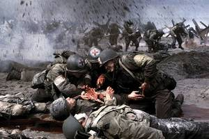 'saving private ryan' 20th anniversary: 20 of the most brutal war films ever made (videos)