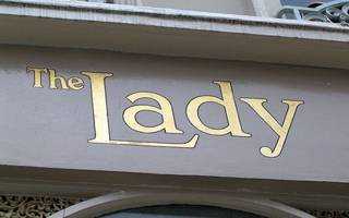 the lady magazine wants to let part of its offices to a restaurant