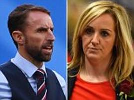 gareth southgate's £5m pay rise slammed by netball's neville as 'he didn't beat the elite'