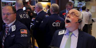 a bizarre stock-trading strategy that's made a killing for investors this year is showing no signs of slowing