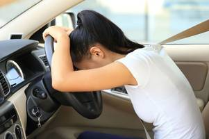 practical driving test pass rate in airdrie among lowest in scotland