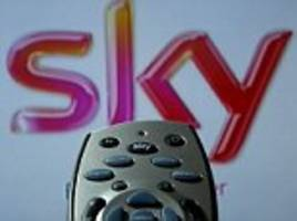 sky's homemade tv hits rake in £200m: award nominations spark strong growth for british broadcaster