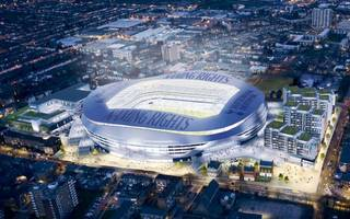 why haven't spurs sold naming rights to their new stadium?