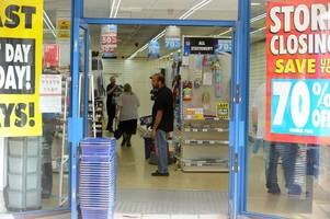 hull's poundworld stores are closing their doors from today