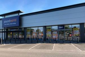 here's when poundworld shops in lincoln, boston and grantham will close for good