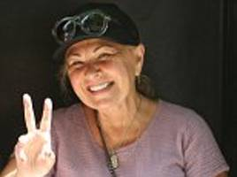 roseanne barr blasts critics while out in nyc following tell-all interview with hannity