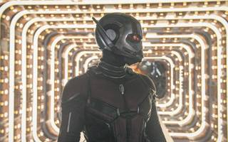 ant-man and the wasp is entertaining but unexceptional