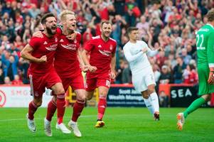 aberdeen will go to burnley with no fear after matching them at pittodrie insists gary mackay-steven