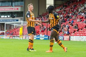 jarrod bowen back with a bang but frailties remain - what we learned from hull city's 1-1 draw at barnsley