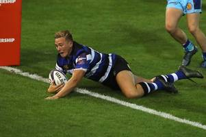 andy rock sums up bath rugby's chances of winning premiership rugby 7s for first time