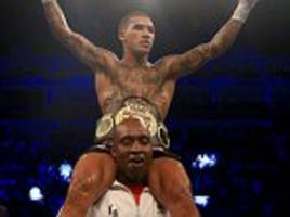 conor benn comes through explosive rematch with cedrick peynaud to secure first welterweight title