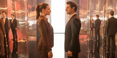 'mission: impossible - fallout' has the biggest opening weekend ever for the franchise with $61.5 million (via)