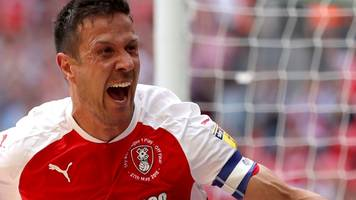 richard wood: rotherham united defender signs new deal with club
