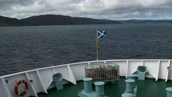 call for more capacity on western isles ferry routes
