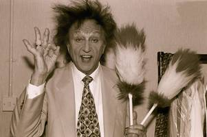 ian billings worked at hanley's theatre royal for about 10 years. he remembers ken dodd's performance in the potteries