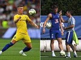 after a nightmare first season at chelsea, ross barkley is a man on a mission