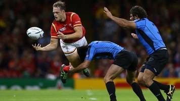 cardiff blues to host uruguay in midweek tour match in november