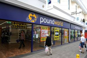 poundworld branch in scunthorpe town centre to close in less than a week