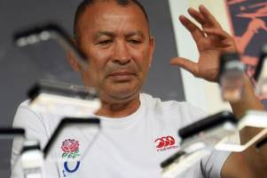 eddie jones given stark warning as england rugby bosses make sweeping redundancies and charge £195 a ticket