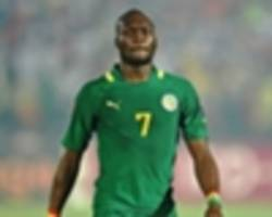 senegal's moussa sow retires from international football