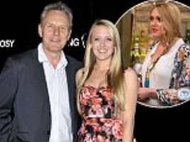 emmerdale fans go wild as actress emily head reveals her father is anthony head