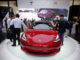 tesla says these are the 5 cars people are trading in for the model 3 (tsla)