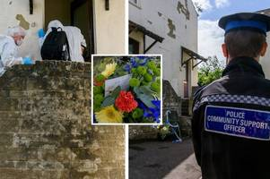 police still appealing for information on discarded clothing in radstock murder investigation