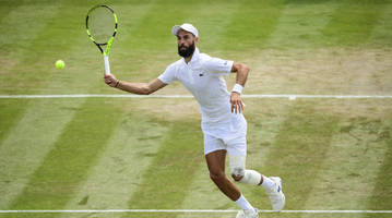 watch: france's benoit paire has temper tantrum after losing at citi open