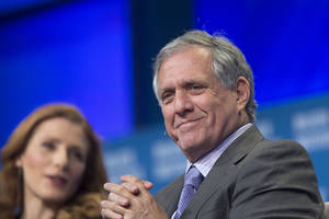 cbs ceo leslie moonves avoids sexual misconduct scandal on earnings call