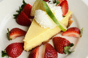key lime pie, the state pie of florida, may have originated in nyc