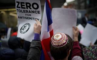 corbyn has made his party safer for antisemites than for jews