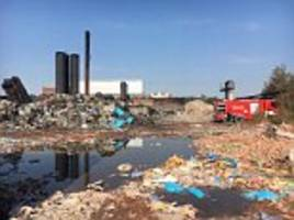 two thirds of plastic food containers we set aside are burnt or sent to landfill