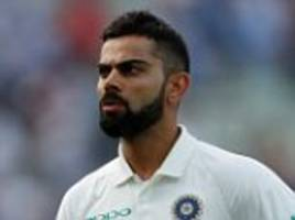 England's Jimmy Anderson eager for quick scalp of India captain Virat Kohli