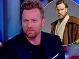 star wars: obi wan kenobi actor ewan mcgregor admits he 'would totally do' solo movie