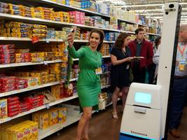 walmart is building a home for grocery-shopping robots next to one of its stores — and it offers a glimpse into the company's automated future (wmt)