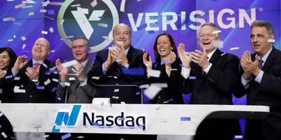 the ceo of nasdaq asks herself two questions to keep her career and her company moving forward