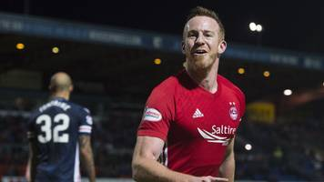 adam rooney says leaving aberdeen was for a new challenge and not for money