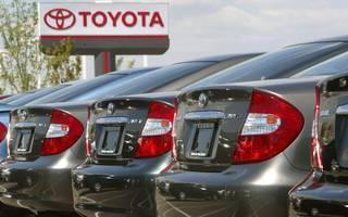strong sales in asia boost toyota's profits by 7.2 per cent