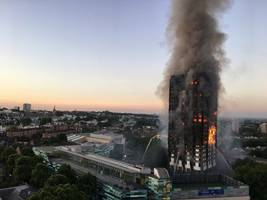police complete forensic investigation of london's deadly grenfell tower fire