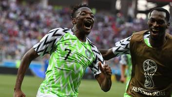 saudi arabian side al nassr sign ahmed musa from leicester after impressive world cup